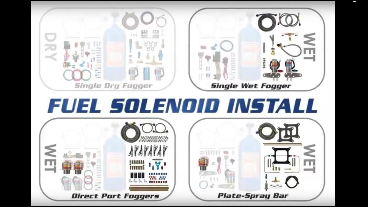 medium resolution of nos fuel solenoid installation tips