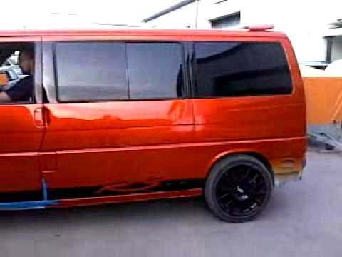 vw t4 bus tdi sidepipe berta youtube. Black Bedroom Furniture Sets. Home Design Ideas