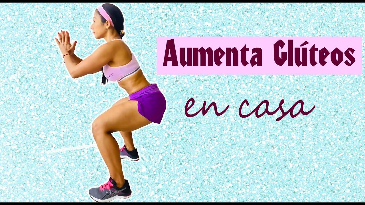 Download Ejercicios para aumentar glúteos en casa | Rutina 1114 | Parte posterior de la pierna | Dey Palencia