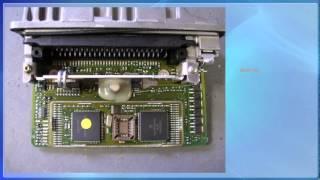 Clase Demo Reparacion de Unidades de Control electrónicas de Motor ECUS - Instituto ITSA 2014