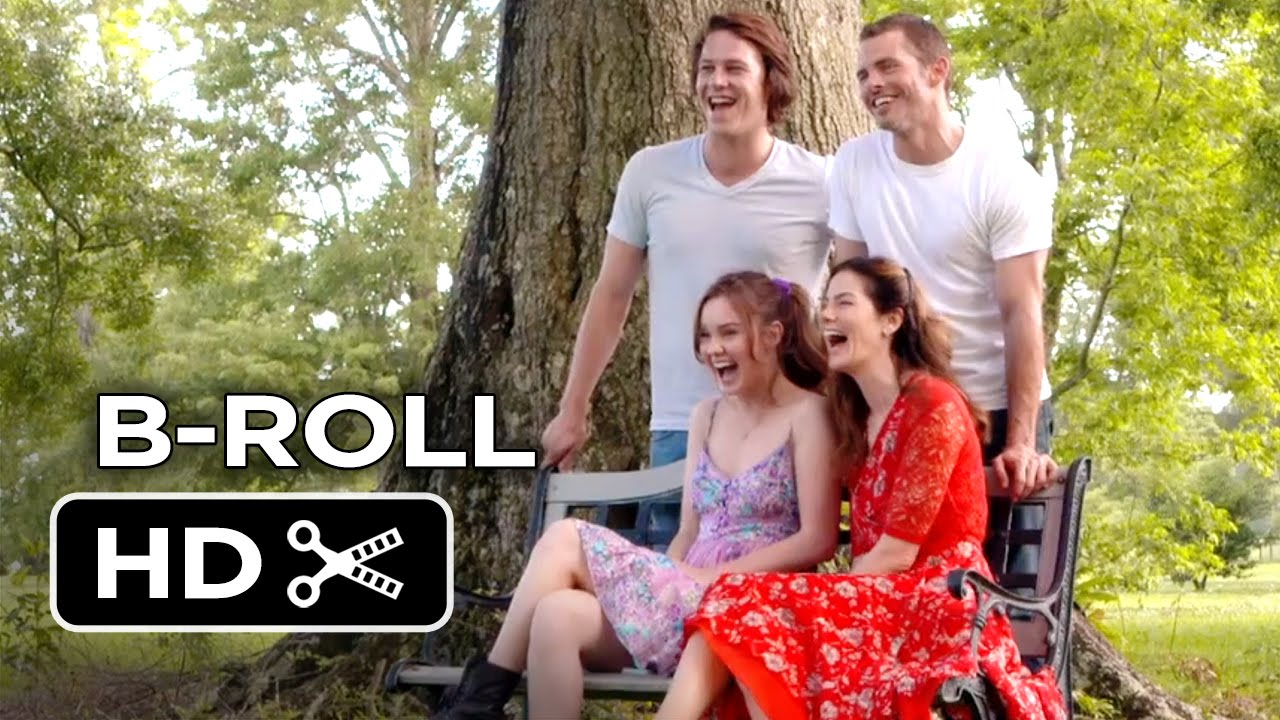 Download The Best Of Me B-ROLL 1 (2014) - James Marsden, Michelle Monaghan Movie HD