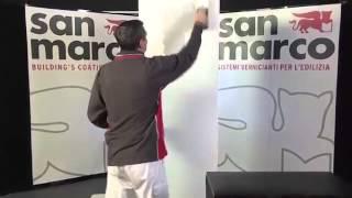 Нанесение фактурной штукатурки Roxidan от SanMarco(Нанесение фактурной штукатурки Roxidan от SanMarco., 2015-03-02T10:22:55.000Z)