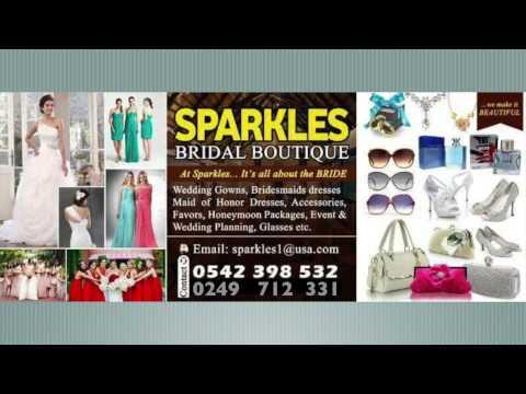 Sparkles Bridal Boutique Ghana