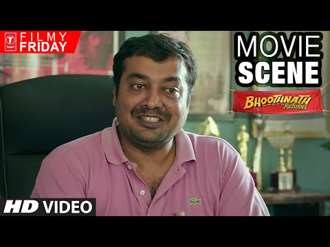 Anurag Kashyap's NOT ONLY FOR ADULTS Songs | Bhootnath Returns Movie Scene | T-Series Filmy Friday