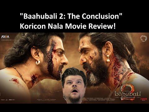 """Baahubali 2: The Conclusion"" Telugu Movie Review"