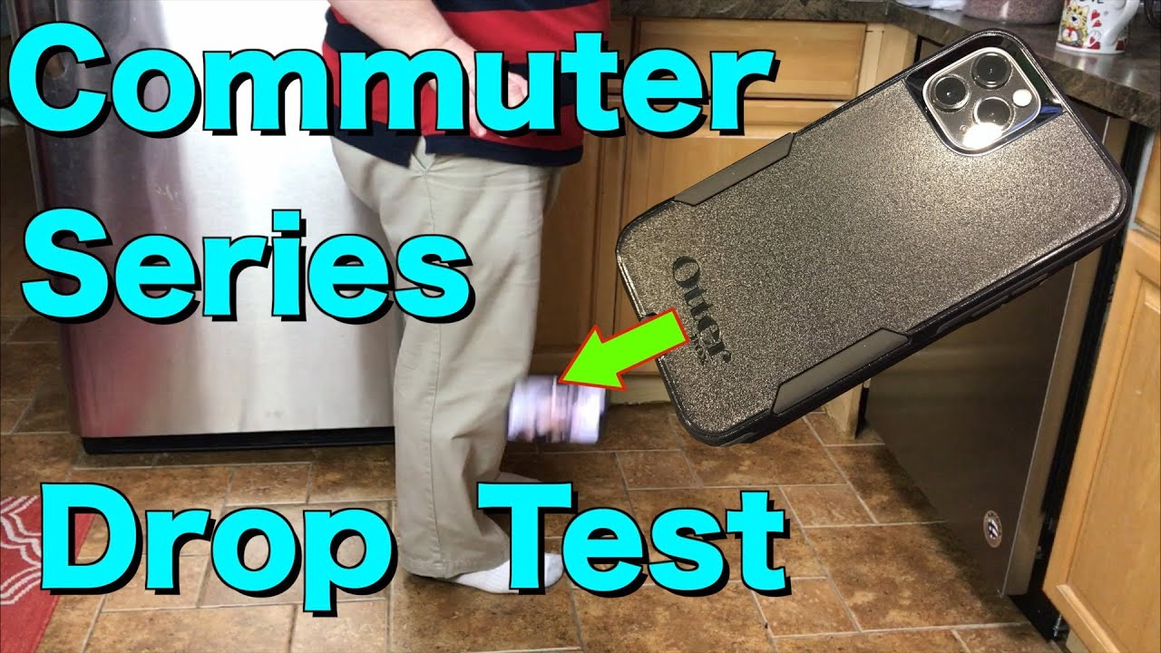 Drop Test Commuter Series Case iPhone11 Pro . OtterBox ...