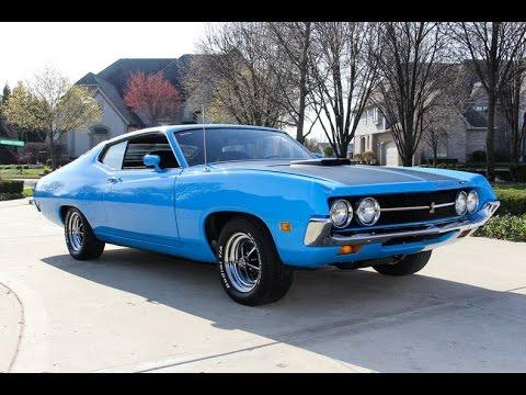 1971 Ford Torino Cobra For Sale Youtube