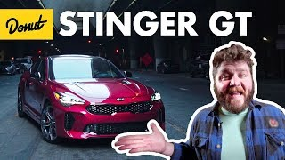 Kia Stinger GT | The New Car Show