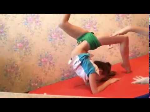 Gymnastics Morning Routine !