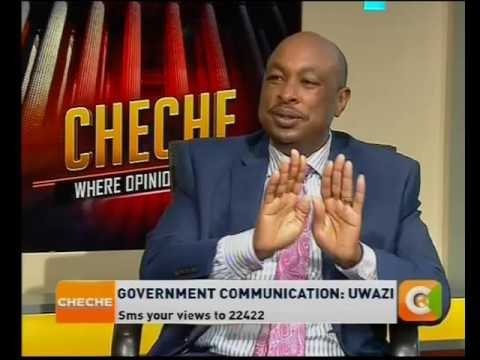 Cheche: Government Communication, Uwazi [part 2]