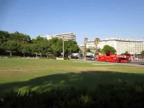 Parque Eduardo VII (2) (Enaldo e Matilde em Lisboa)
