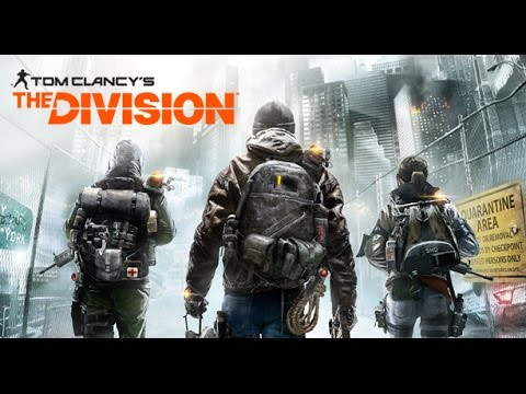 Tom Clancy's The Division Trailer Gameplay New Game 2015