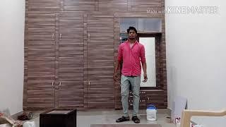 Latest almari cupboard design cupboard combined dressing Narendra Sharma 8954229371