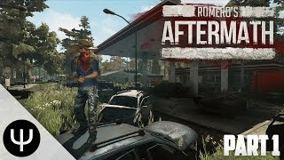 Romero's Aftermath — Part 1 — Free to Play Survival!