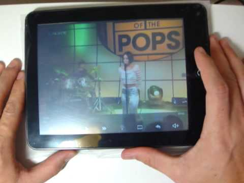 Tablet 8 polegadas Android 2.2