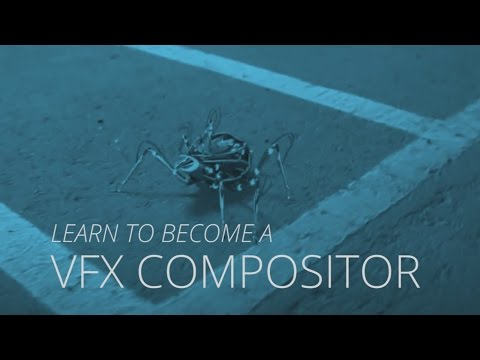 Learn to become a VFX Compositor