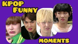 KPOP Funny Moments #1 (Türkçe Alt Yazılı)
