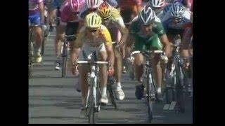 2005 ジロ・デ・イタリア 第6ステージ (アシストを行かせて勝つ)