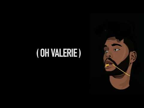 The Weeknd – Valerie with lyrics || Marvins Fame