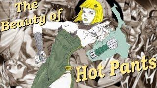 Скачать The Beauty Of Hot Pants