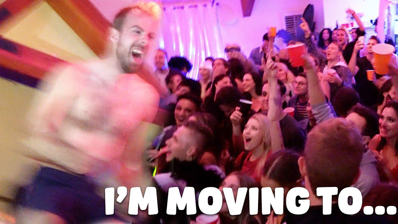 I AM MOVING ABROAD | Holy Macaroni!!