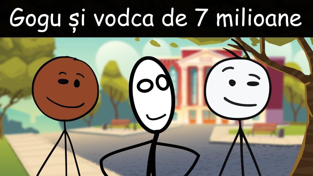 LA ȘCOALĂ: Vijai, Gogu Și Vodca De 7 Milioane