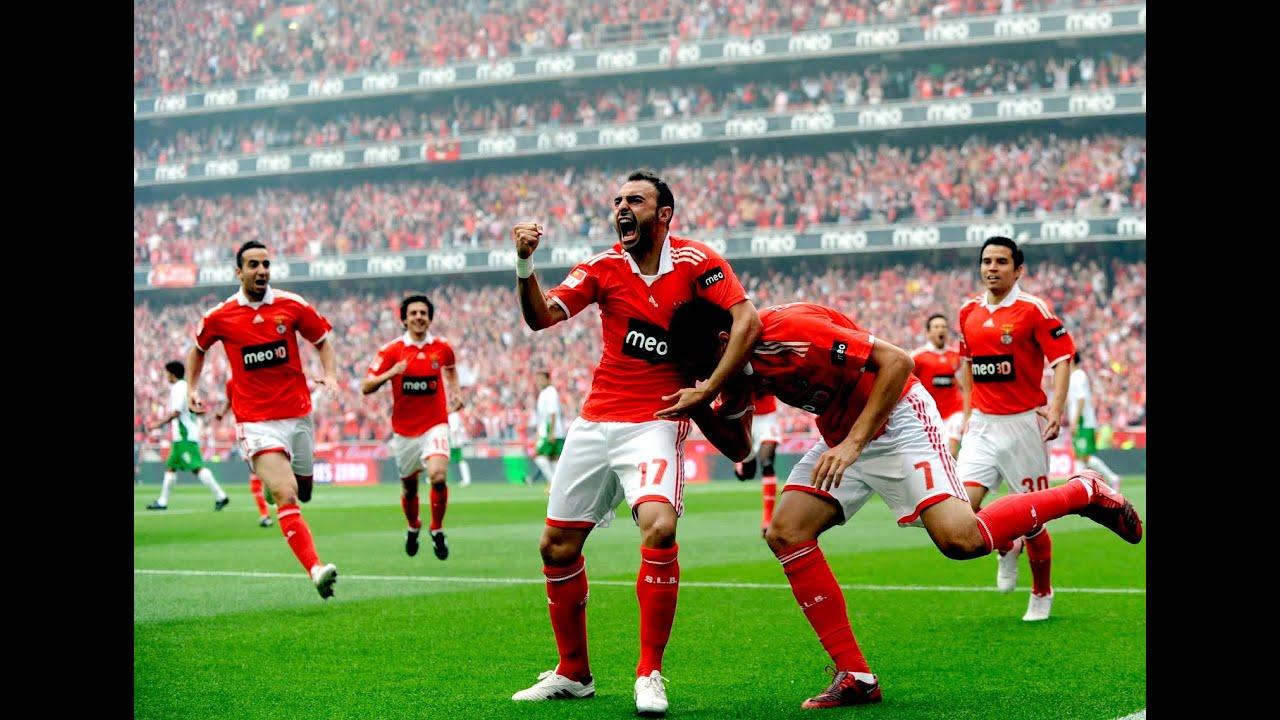 Sport Lisboa E Benfica Grandes Golos Youtube