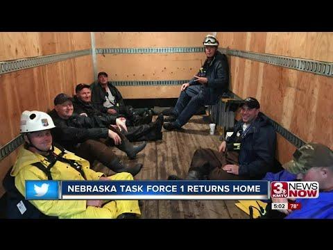 Helping Houston: Nebraska Task Force 1 to return Tuesday