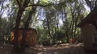 Présentation du camping La Croix Clémentine