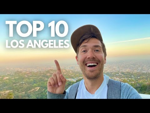 LOS ANGELES Travel Guide 2021 - Top 10
