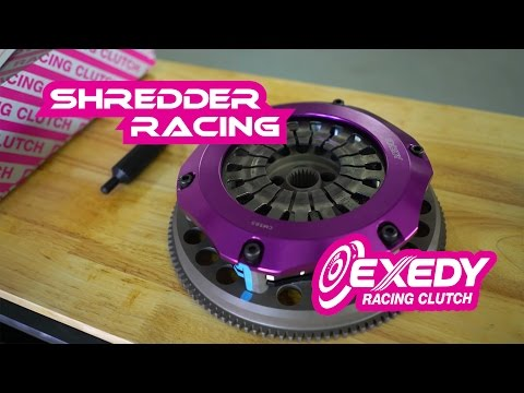 Exedy Hyper Twin Clutch Review and Install by Fielding Shredder