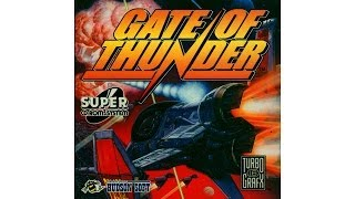 Gate of Thunder Review for the TurboGrafx-CD (TurboDuo)