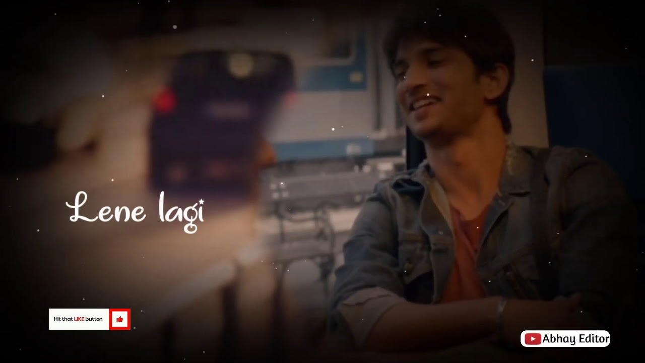 Sushant Singh Rajput || We Will Miss 😰 You || –Tribute to Sushant Singh Rajput Song