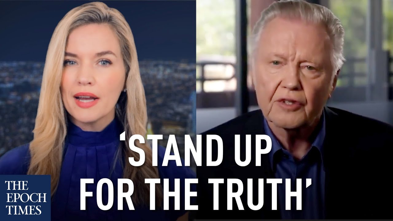 Epoch Times The Epoch News - Actor Jon Voight: 'Trump Is the Greatest President Since Abraham Lincol