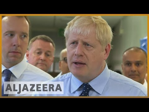 UK MPs plan vote of no-confidence in Boris Johnson