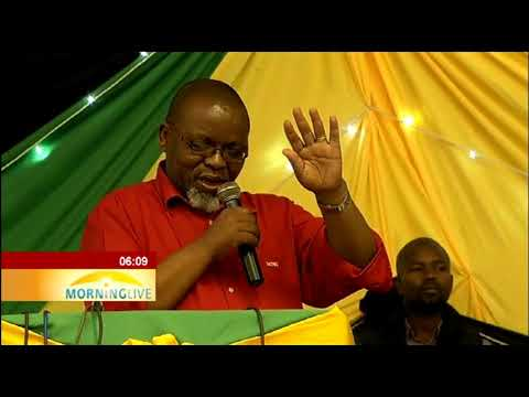 Mantashe calls on Pres. Zuma to help manage ANC's succession