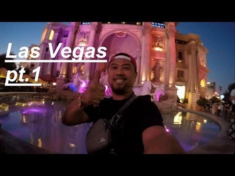 A Week in Las Vegas! pt.1 | aPERaday Vlog #68