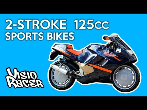 9 Best 2-Stroke 125cc Sports Bikes Not Only For Teenagers
