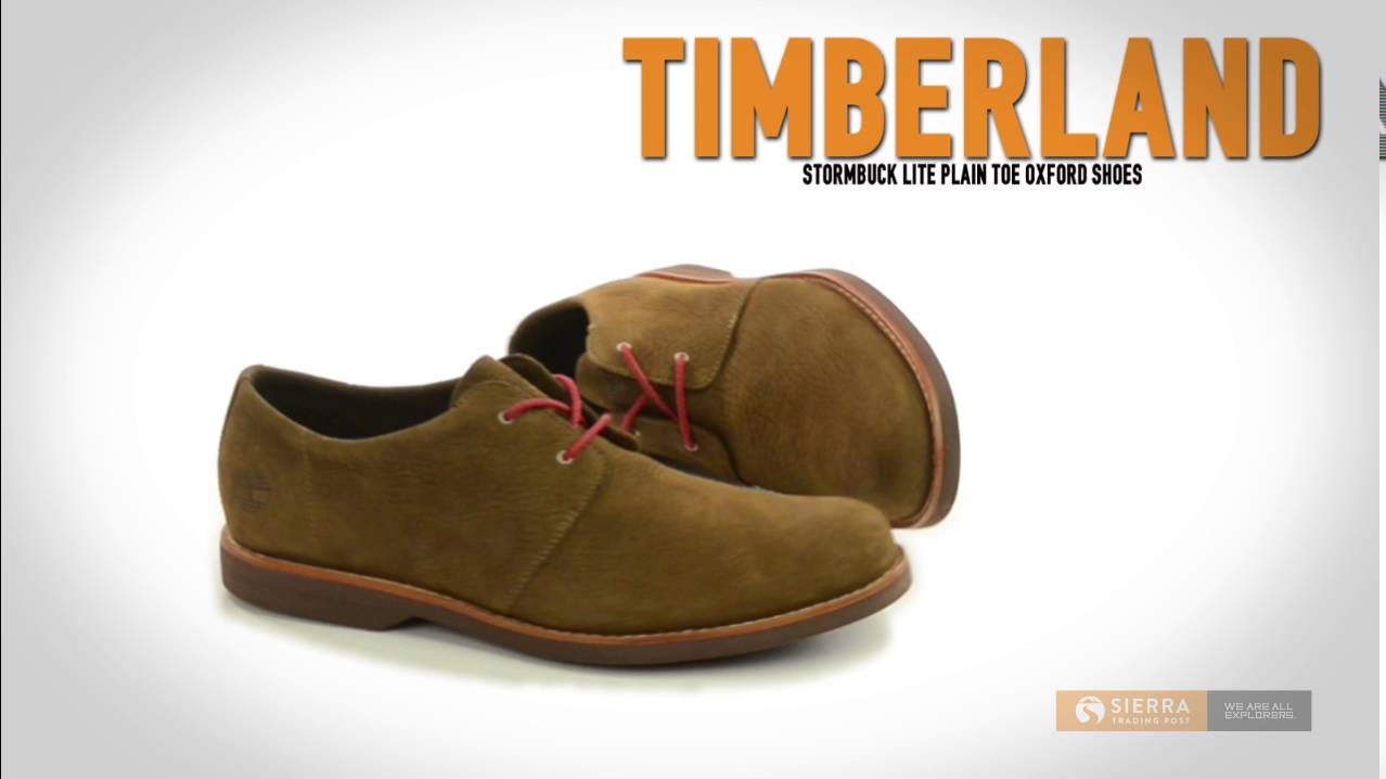 timberland lite plain toe