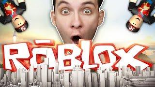 ROBLOX #1: BETTER THAN MINECRAFT?? | HouseBox