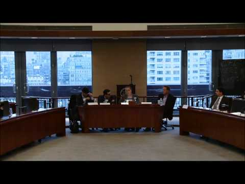 [NYU Law Digital Currency Conference] Panel 1: The Legal and