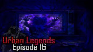Urban Legends - Poltergeist Movie Curse