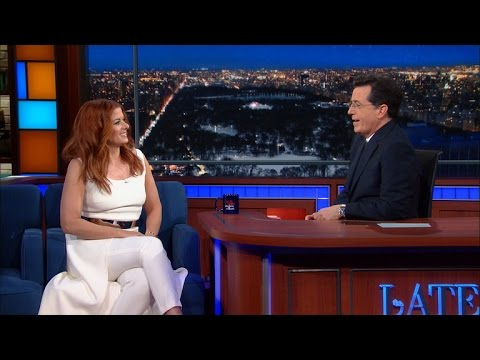 """Debra Messing """"Does"""" """"All"""" Her """"Own"""" Stunts"""