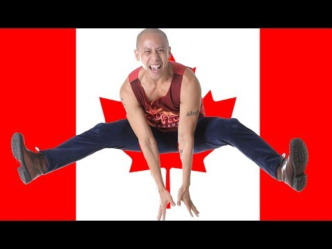 "I'M COMING TO CANADA! - ""I WEAR SPEEDOS"" TOUR!"