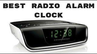 Best Radio Alarm Clock Reviews of 2019 - Top Clock Radios