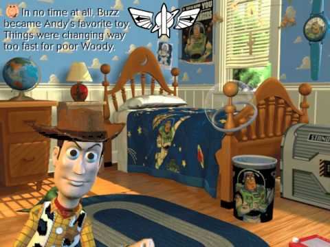 gameplay toy story animated storybook