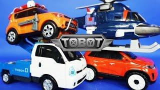 또봇 어드벤처 Y, 또봇 Z, 또봇 X & 또봇 Zero 장난감 자동차 변신   CarrieAndToys