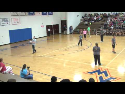 Midland Valley High School Volleyball Game
