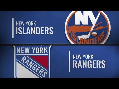 Islanders vs Rangers   Jan 10,  2019