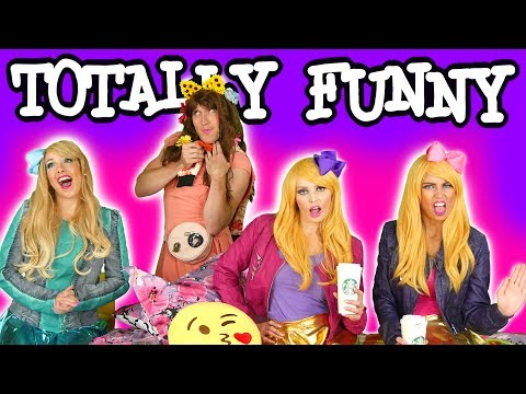 Totally Funny Show Sketch Comedy  Episode 3. Totally TV